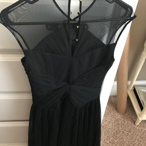 b100212611 Ted Baker Dresses | Final Price New Black Tulle Dress | Poshmark